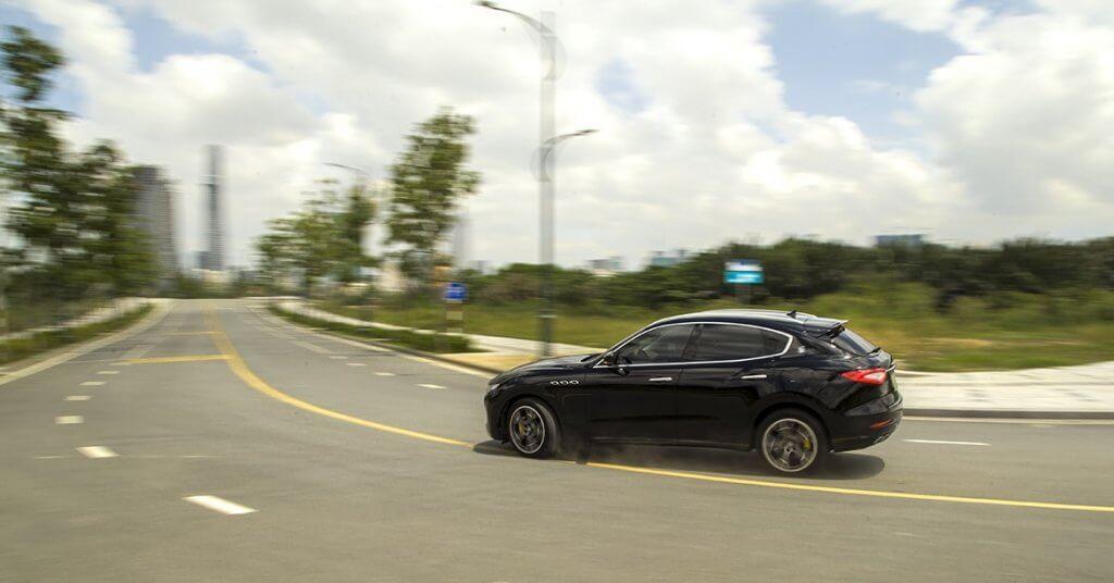 Cận cảnh Maserati Levante tại thị trường Việt (Phần 2)