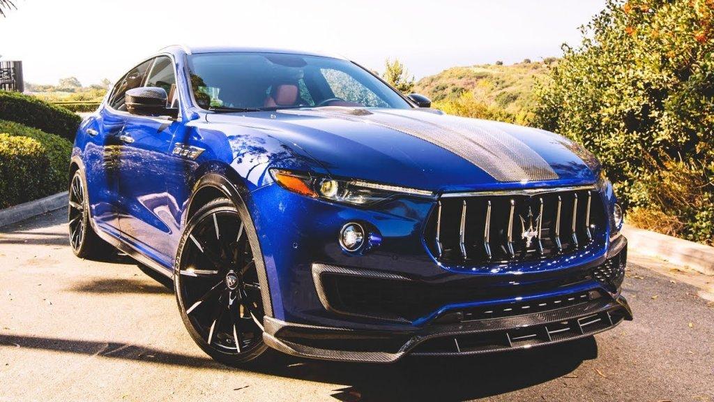 Maserati Levante S 2019 có gì đặc biệt?