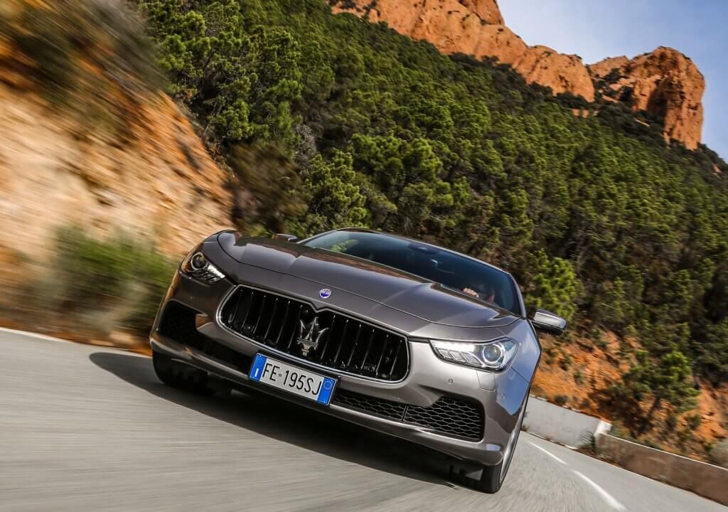 Phiên bản Maserati Ghibli S Q4 có gì đặc biệt
