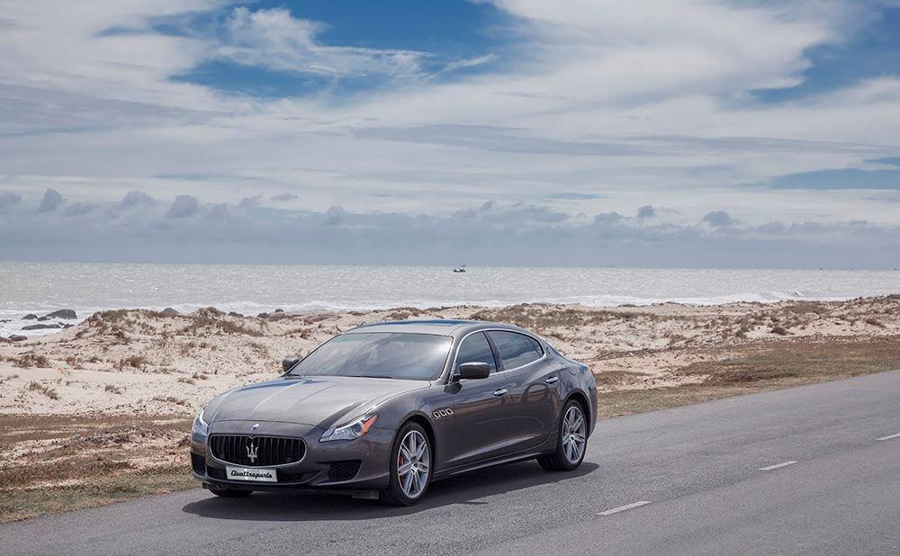 Trải nghiệm Maserati Quattroporte 2019 cảm nhận sự khác biệt (Phần 1)
