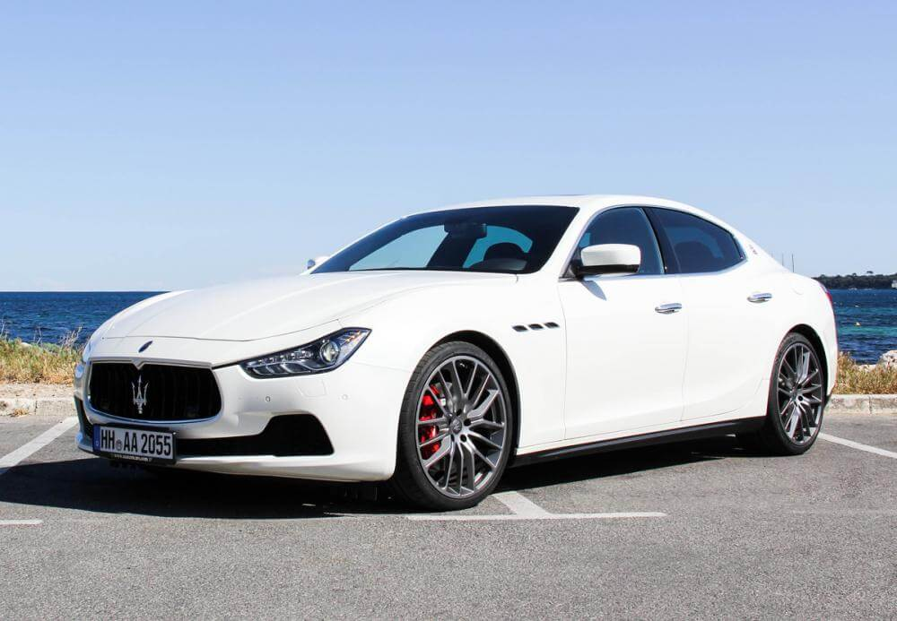 Trải nghiệm Maserati Quattroporte 2019 cảm nhận sự khác biệt (Phần 2)