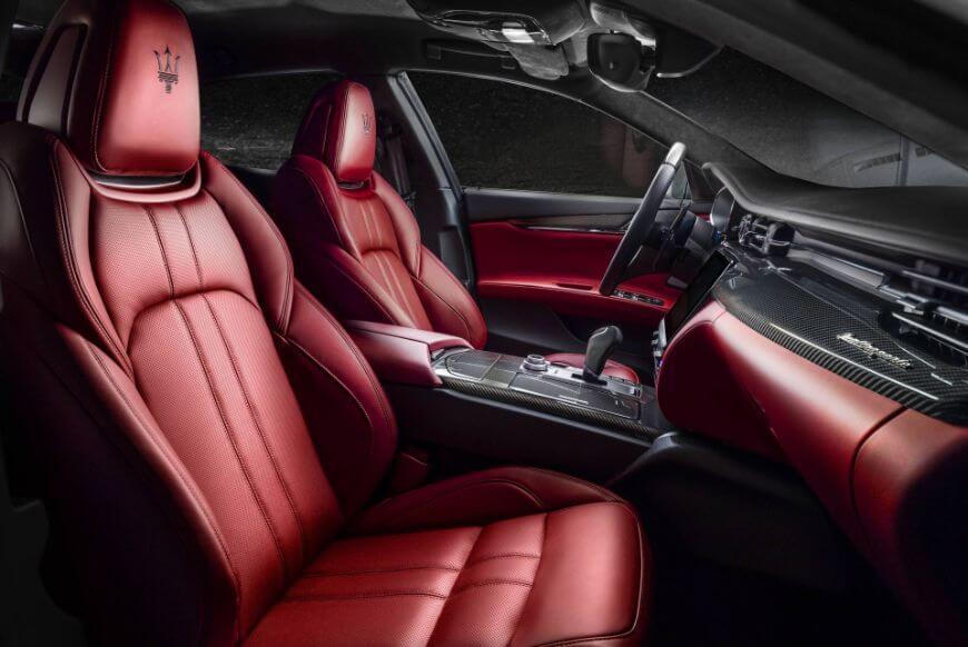 Trải nghiệm Maserati Quattroporte 2019 cảm nhận sự khác biệt (Phần 3)