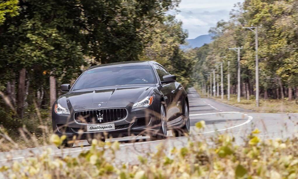 Trải nghiệm Maserati Quattroporte 2019 cảm nhận sự khác biệt (Phần 4)