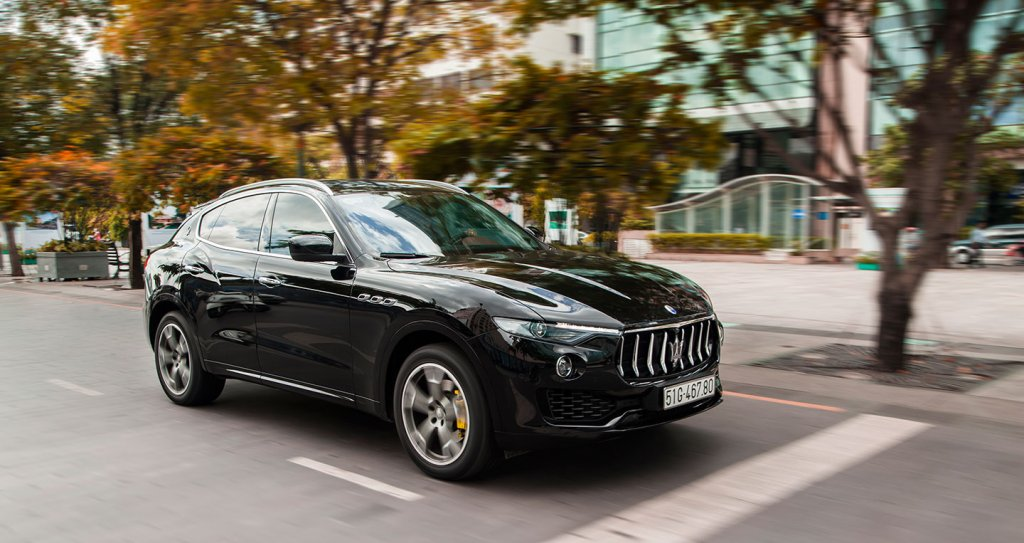 Chương trình trải nghiệm xe Maserati trên toàn quốc