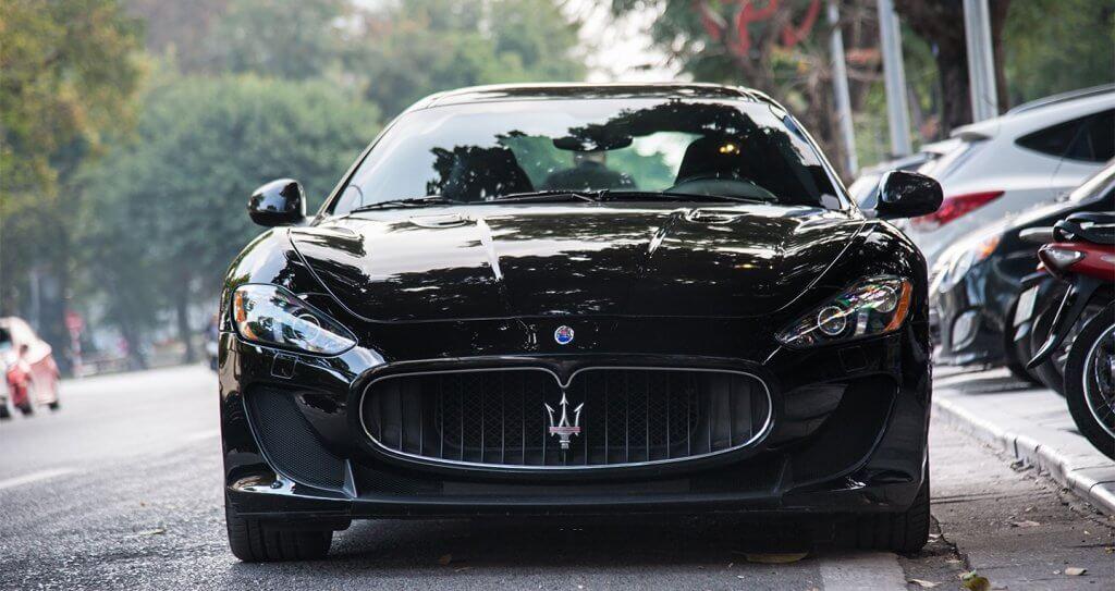 """Khiếp hồn"" trước Maserati GranTurismo MC Sport mới toanh"