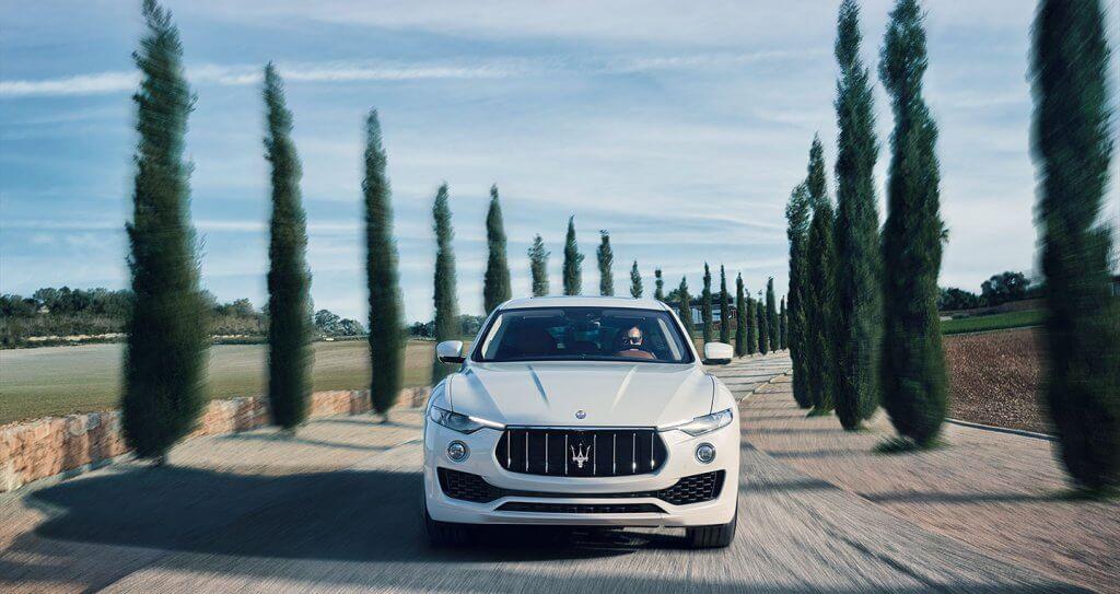 Levante - ngôi sao sáng của gia đình quý tộc Maserati