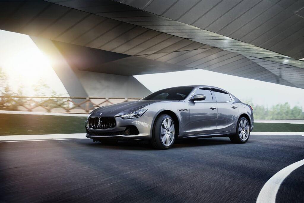Maserati Ghibli xuất hiện có giá khởi điểm từ 4,7 tỷ đồng