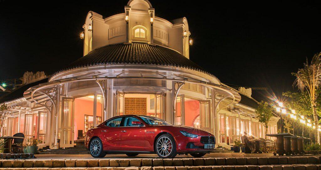 Maserati kết hợp JW Marriott Phu Quoc Emerald Bay - Đỉnh của đỉnh