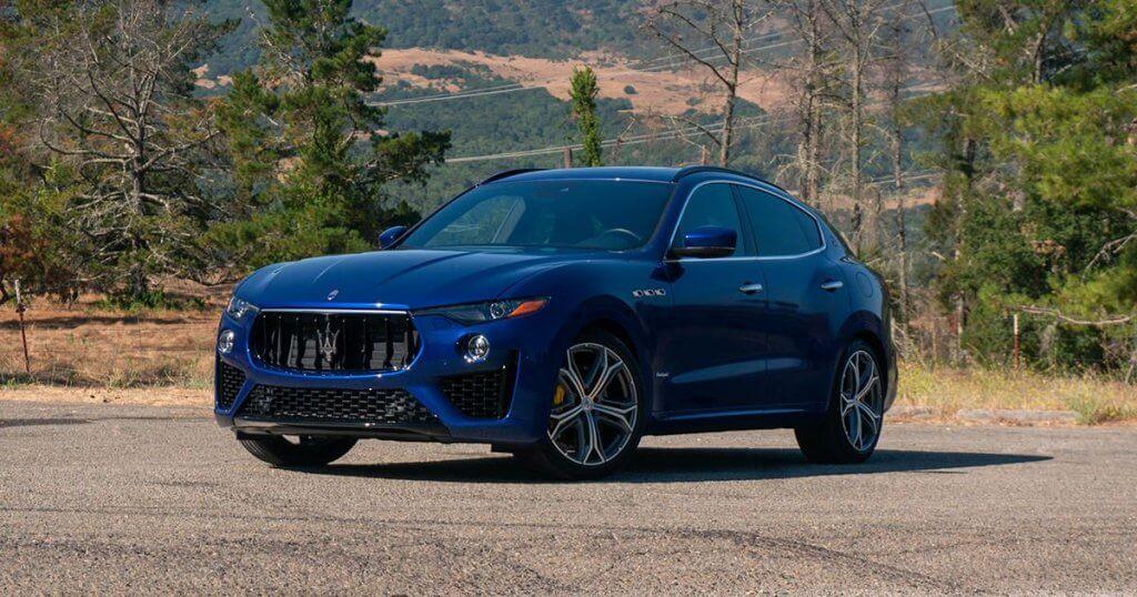 Làn gió Maserati Levante tạo nên xu hướng mới