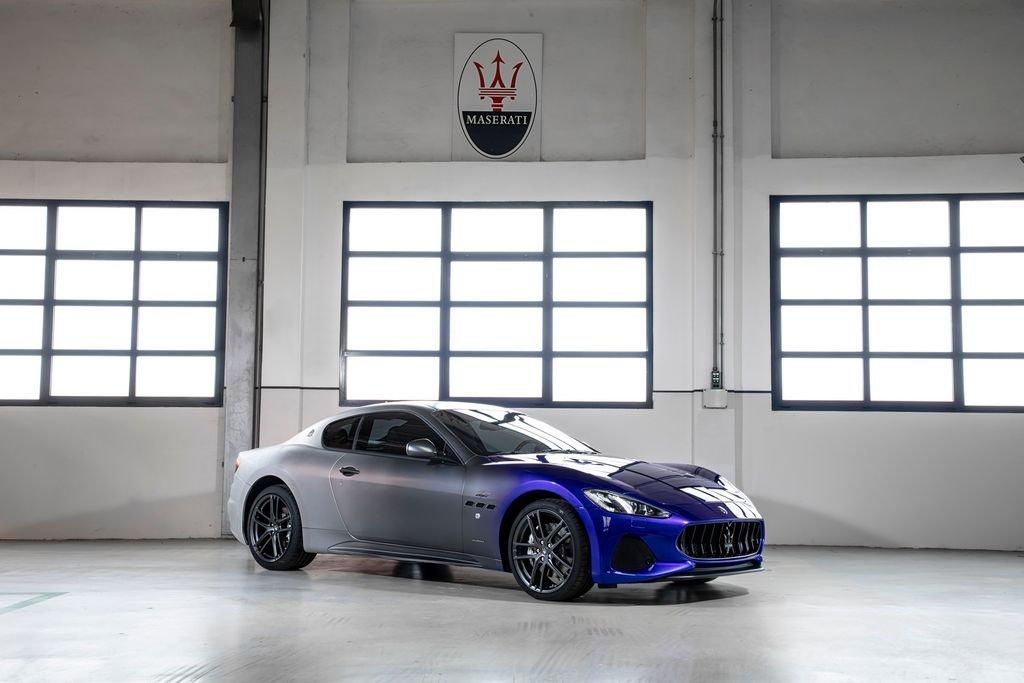 Maserati GranTurismo Zeda - món quà tạm biệt từ bộ đôi GranTurismo và GranCabrio