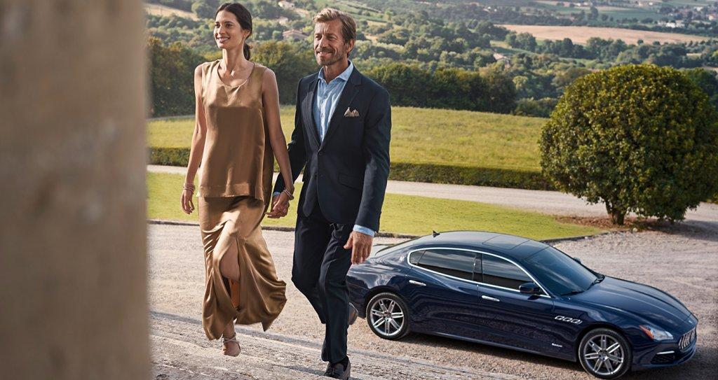 Maserati - lựa chọn của những người quý phái