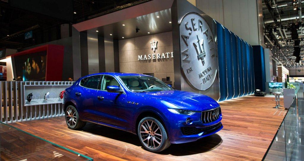 """Maserati """"quẩy"""" tưng bừng tại Geneva Motor"""