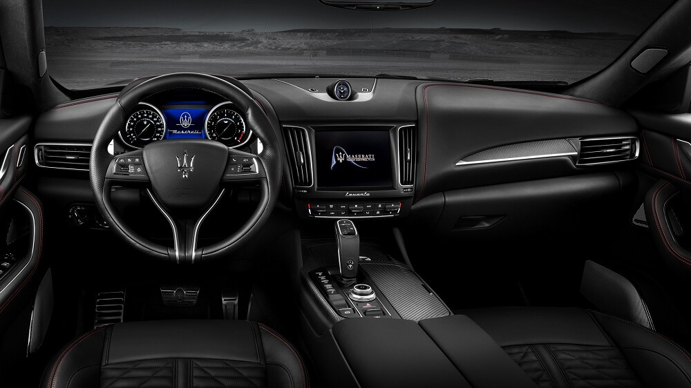 Chiêm ngưỡng siêu xe Maserati Levante Trofeo hơn 14 tỷ