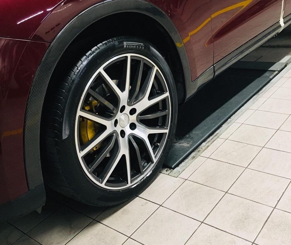 Đánh giá nhanh gói độ mới dành cho Maserati Levante