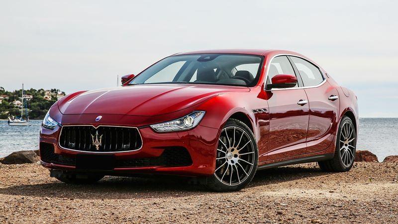 Maserati Ghibli ấn tượng với bộ cánh của nhà mốt Louis Vuitton