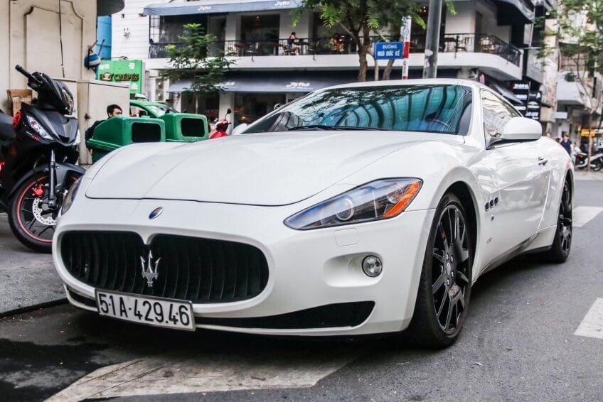 Maserati GranTurismo trở lại hoành tráng hơn khi rời xa ông chủ Trung Nguyên
