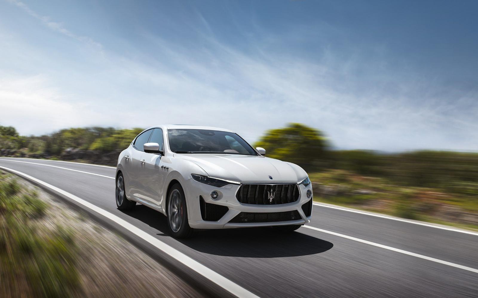 Maserati Levante GTS có giá 2.8 tỷ đồng tại Mỹ