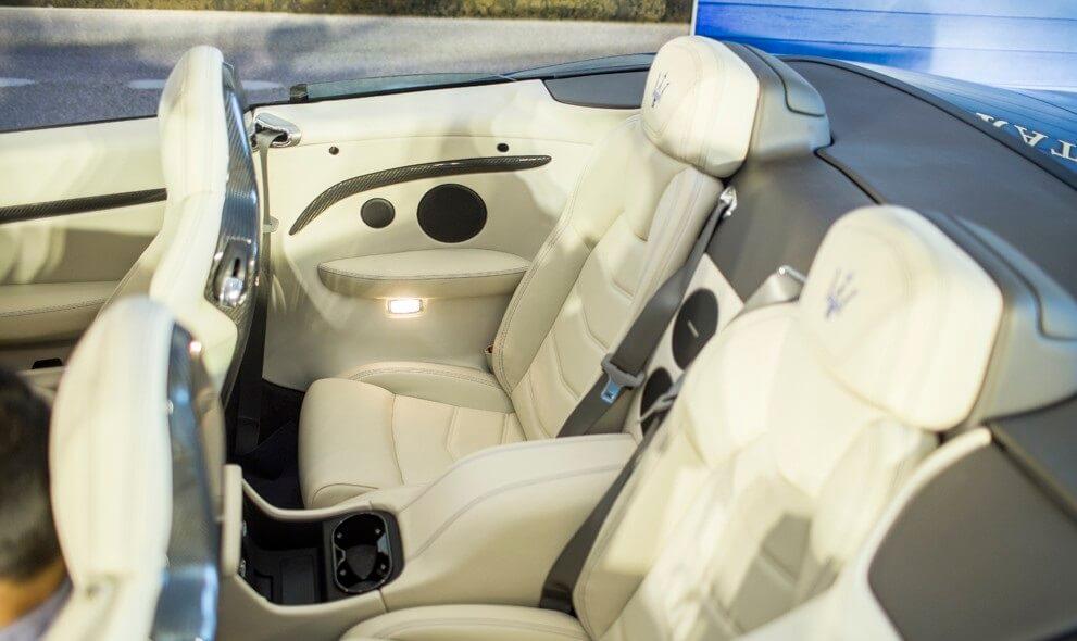 Đánh giá nhanh Maserati GranCabrio Sport giá hơn 17 tỷ đồng tại Việt Nam có gì?