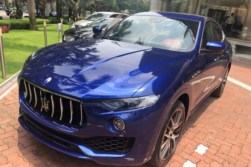 Mổ xẻ SUV hạng sang Maserati Levante S phiên bản Zegna hiếm có tại Việt Nam