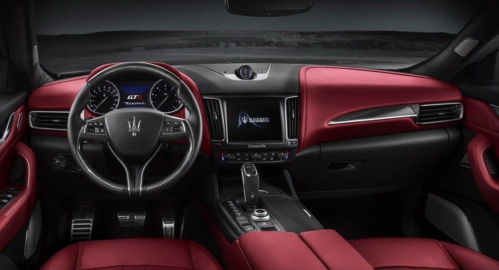Những nâng cấp thú vị trên Maserati Levante GTS mà không phải ai cũng biết