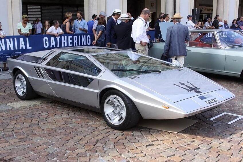 """Niềm """"tiếc nuối"""" dành cho Maserati Boomerang"""