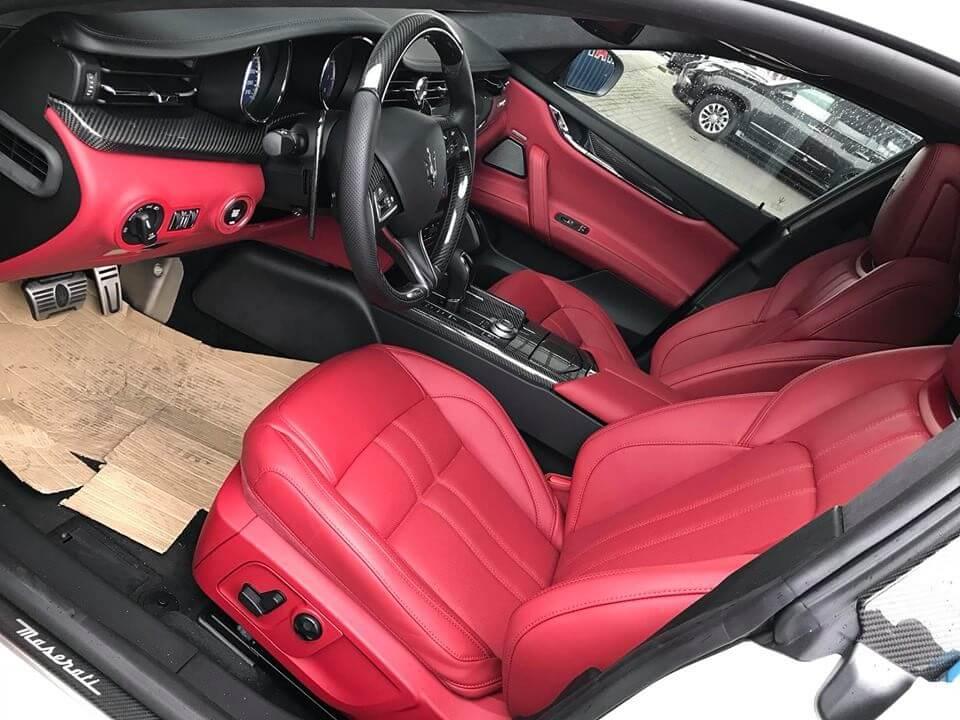 Chỉ 8 tỷ đồng, có ngay Maserati Quattroporte S Q4 GranSport trong tay