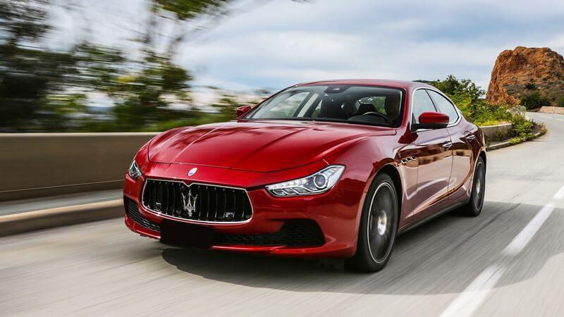 Khả năng vận hành - giá trị khác biệt của Maserati Ghibli 2020