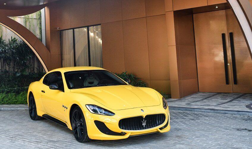 Maserati GranTurismo MC Sport Line gây sốt trở lại với 1.500 km