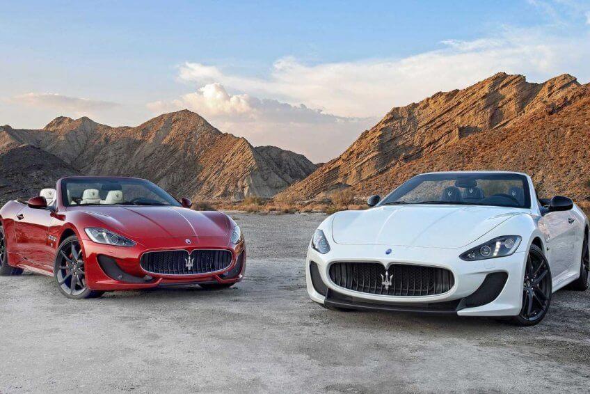 Maserati - Thương hiệu hơn 100 năm tuổi