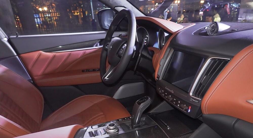Siêu phẩm Maserati Levante Trofeo chính thức ra mắt khách hàng Việt