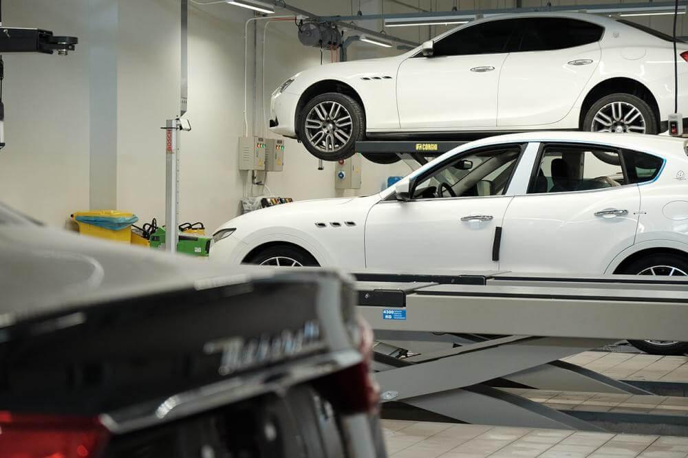 Trung tâm dịch vụ cao cấp đầu tiên của thương hiệu xe sang Maserati đã có mặt tại Việt Nam