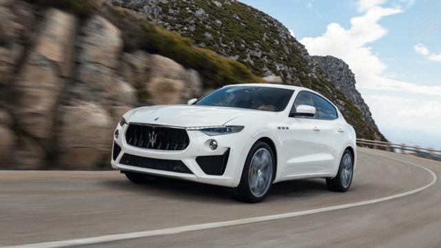 Bảng giá xe Maserati Levante GTS 2020 tại Việt Nam