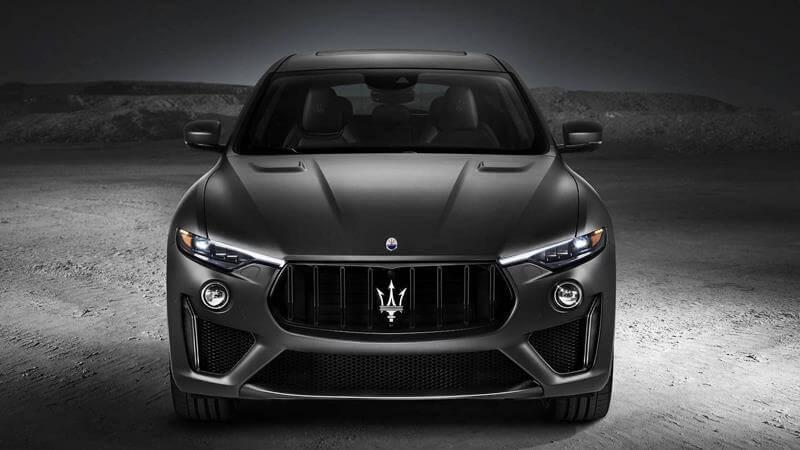 Bảng giá xe Maserati Levante Trofeo 2020 tại Việt Nam