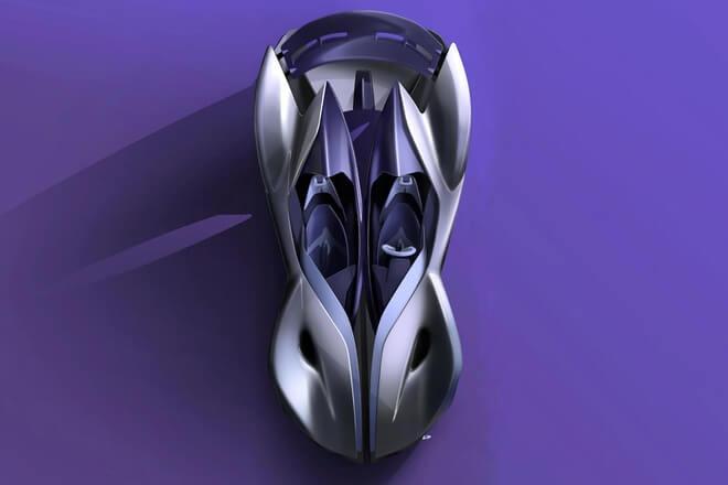 Maserati đang phát triển siêu xe điện tự lái mới toanh