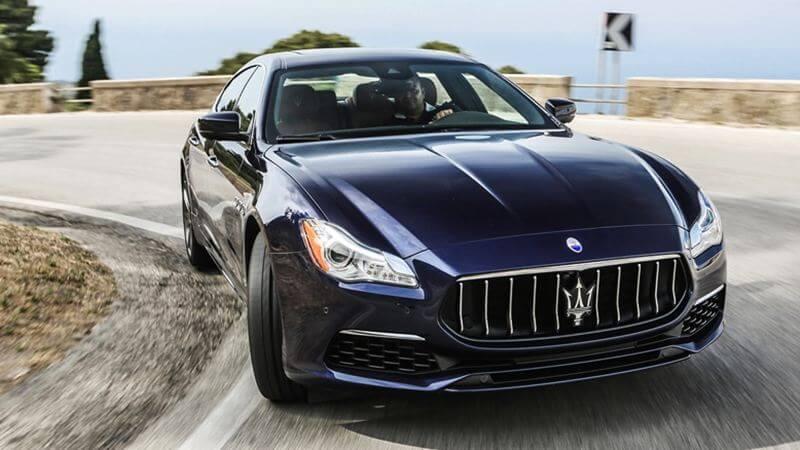 So sánh giá bán Maserati Quattroporte và Porsche Panamera