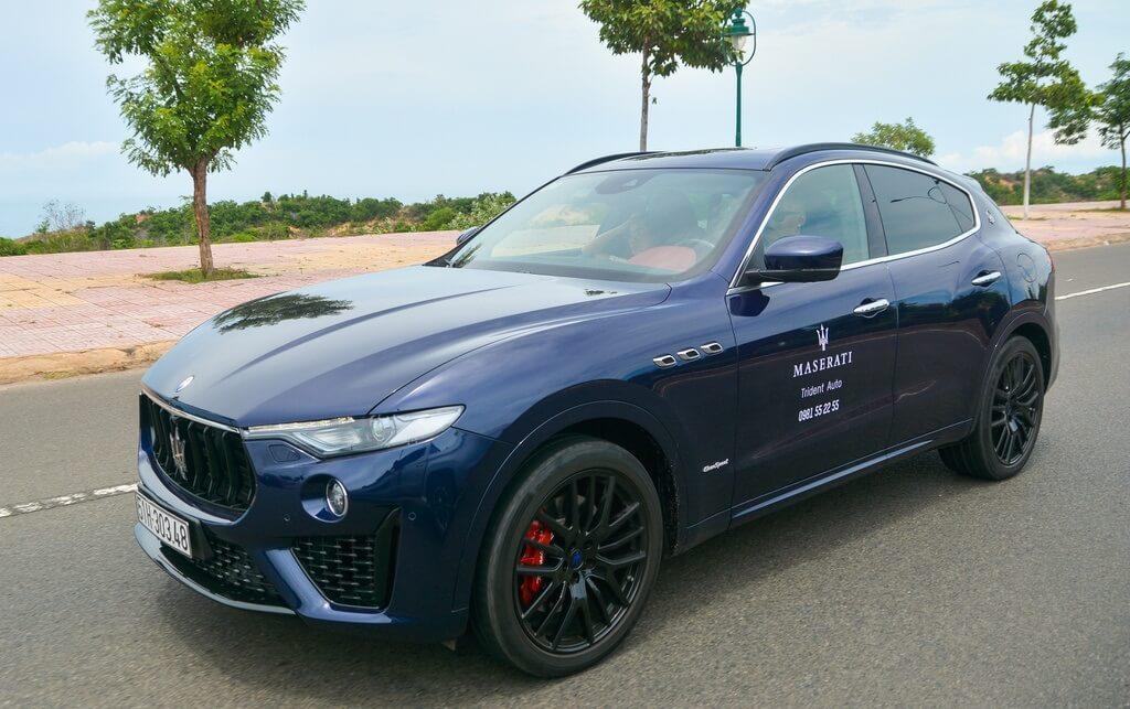 Một vài chi tiết nổi bật của Maserati Levante 2020 tại thị trường Việt Nam (Phần 1)