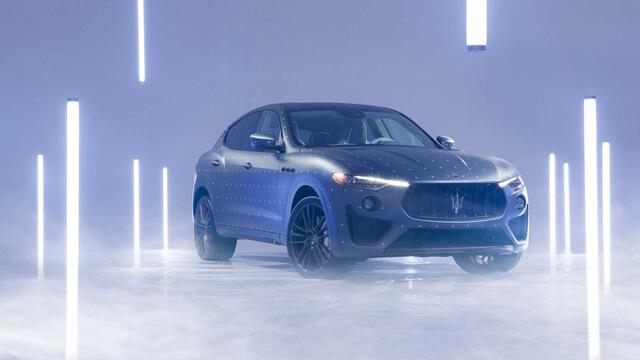 Maserati bắt đầu chương trình tùy biến với 3 cái tên đặc biệt