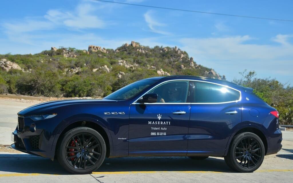 Một vài chi tiết nổi bật của Maserati Levante 2020 tại thị trường Việt Nam (Phần 2)