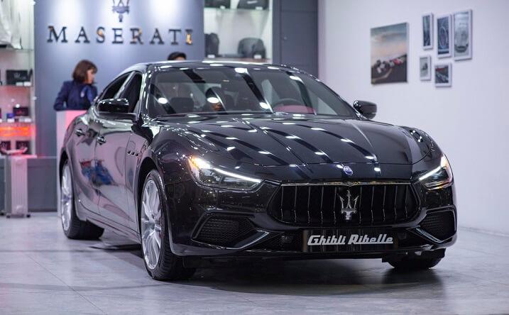 Phiên bản đặc biệt của Maserati Ghibli Ribelle tại Việt Nam sở hữu những gì? (Phần 1)