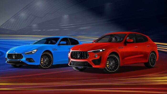Maserati F Tributo Special Edition chính thức xuất hiện