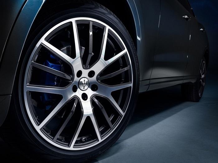 Tìm hiểu các chi tiết đặc biệt có trên Maserati Levante Hybrid (Phần 1)