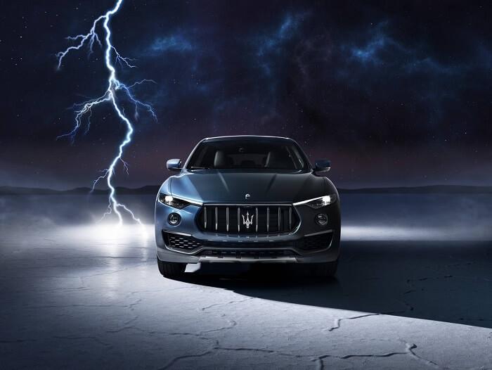 Tìm hiểu các chi tiết đặc biệt có trên Maserati Levante Hybrid (Phần 2)