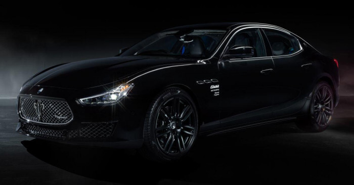 Phiên bản bí ẩn Maserati Ghibli Fragment được giới thiệu