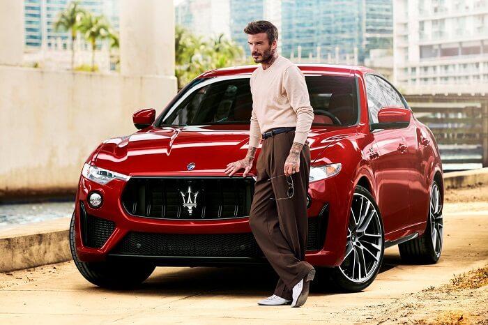Gương mặt đại sứ thương hiệu mới của Maserati là ai?