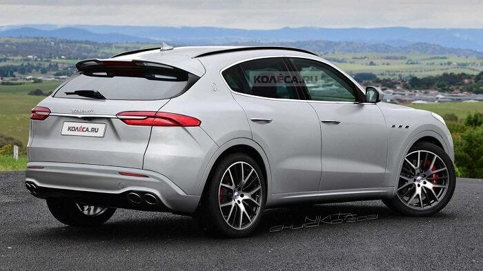 "Maserati sắp ra mắt ""Levante mini"" trong thời gian tới"