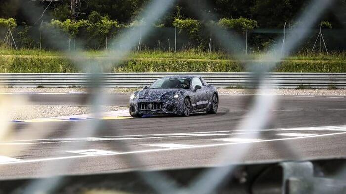 Ô tô điện sẽ là hướng đi mới của Maserati GranTurismo thế hệ mới