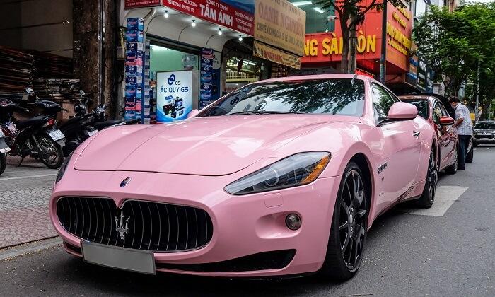 Maserati GranTurismo độ ống xả Fi Exhaust có gì đặc biệt (Phần 1)